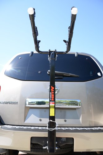 Allen Sports Deluxe 3-Bike Hitch Mount Rack (1.25 or 2-Inch Receiver) by Allen Sports (Image #4)