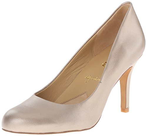 Trotters Women's Gigi Dress Pump, Gold, 10 M - Gold Gigi