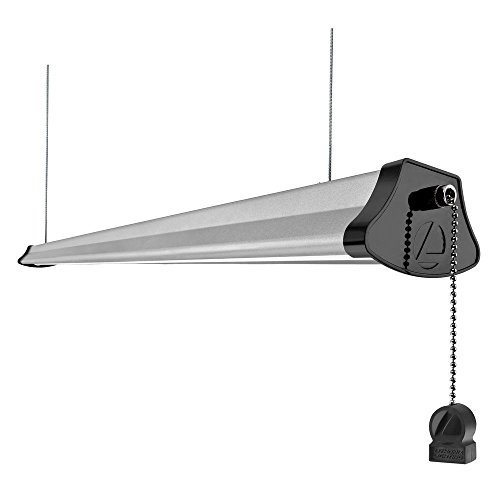 Watt Compact Fluorescent Adjustable Light (Lithonia Lighting 1292L LED Worklight, Silver)