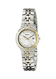 Seiko Women's SXD646 Two-Tone Stainless Steel Watch