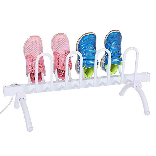 WTYD 家庭用品 FaSoLa電熱乾燥靴ラック暖房ブートウォーマー家庭用ドライヤー4ペアの靴 家庭用 B07RKGWQ3W