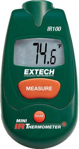 - Extech IR100 Mini IR Thermometer