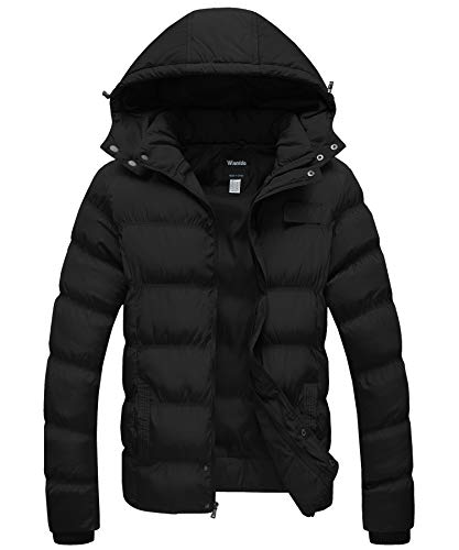 Wantdo Men's Winter Thicken
