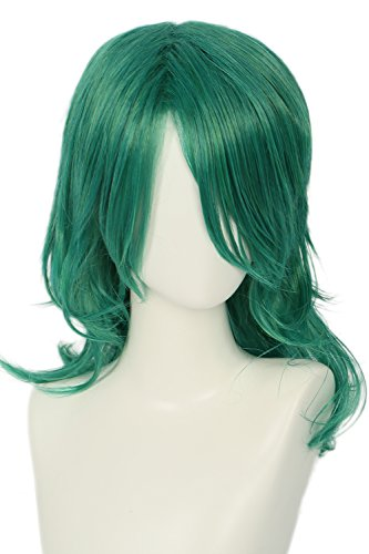 Officer Jenny Cosplay Wig Game Costume Wigs Hair Halloween Accessories XCOSER]()