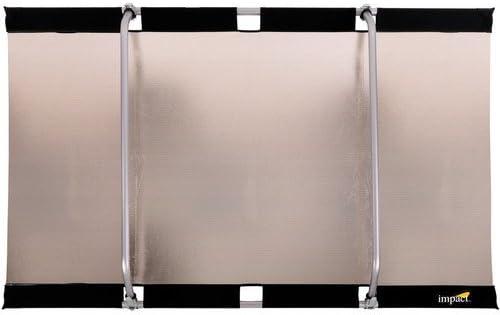 Zebra Gold//Zebra Silver 43 x 67 Impact Panel Frame Reflector Kit