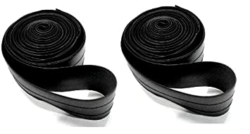 Rubber Rim Tape Set Pair Bike Inner Tube Wheel Spoke Protector