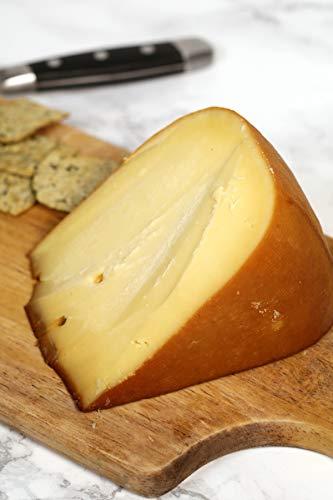 5 LBS Smoked Gouda - Do Not Ship To States West of Illinois by Sam's Butcher Shop (Image #1)