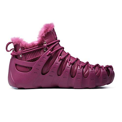 Like Wine Sock Outdoor Men's Sneakers Lightweight Red Breathable Walking Women's Shoes Sneakers ONEMIX fqgzBP