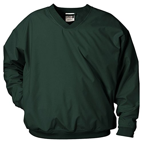 Badger Windshirt (Badger Sport Microfiber Windshirt - 7618 - Forest - X-Small)