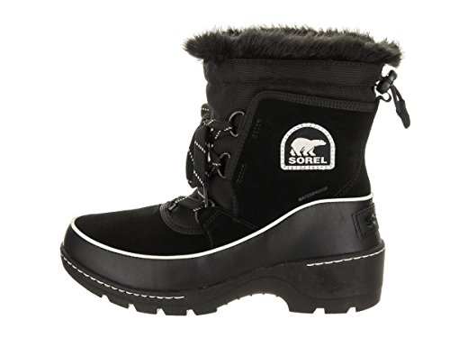 Winter Light Black Women's Waterproof Boot III Tivoli Bisque Sorel qAIRA