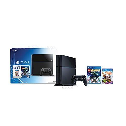PlayStation 4 Black Friday Bundle - Lego Batman 3 and Little