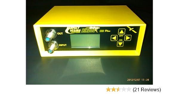 Birdog USB Plus Satellite Meter Signal Locator 4.0 SWM Compatible