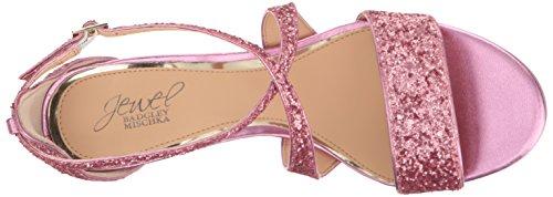 Sandal Pink Cook Dress Badgley Hot Women's Mischka Jewel w0gqxOTPX