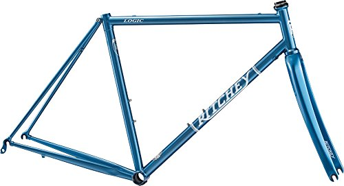 (Ritchey Road Logic Frameset: 59cm, Blue)