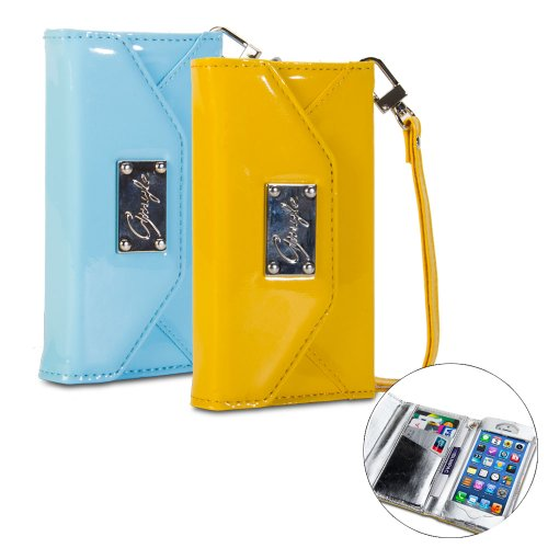 Iphone Wristlet Case With Camera Hole