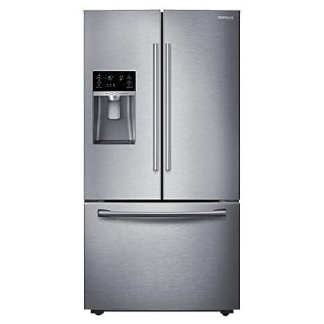 Amazon.com: SAMSUNG RF28HDEDBSR refrigerador con puerta ...