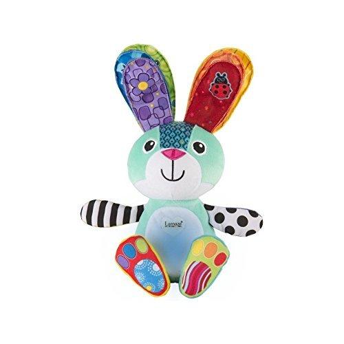 Lamaze Sonny Glowing Bunny Giocattolo per attività a forma di coniglietto LC27328