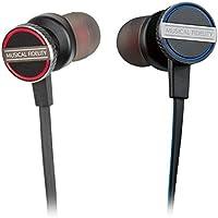 Musical Fidelity EB-33 In-Ear Headphones (Black)