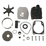 Sierra International 18-3389 Marine Water Pump Kit with Housing for Johnson/Evinrude Outboard Motor