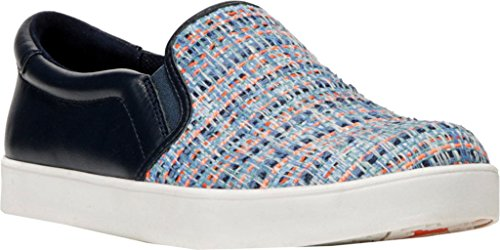 Dr. Scholl's Women's Scout - Original Collection Blue Multi/Navy Tweed - Tweed Dr