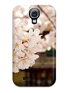 Tpu Fashionable Design Flower Earth Rugged Case Cover For Galaxy S4 New