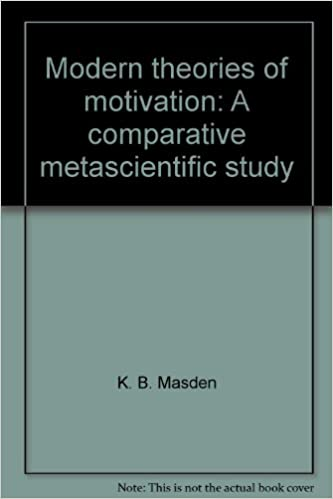 discuss the contemporary theories of motivation