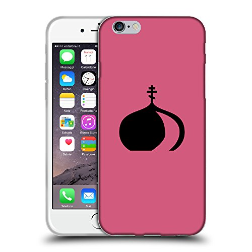 GoGoMobile Coque de Protection TPU Silicone Case pour // Q08380614 Religion 2 Rougir // Apple iPhone 6 PLUS 5.5""
