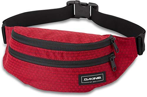Dakine Unisex Classic Hip Pack, Crimson Red, One Size