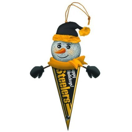 NFL Pittsburgh Steelers Lighted Pennant Ornament