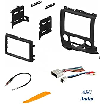 asc audio car stereo radio install dash kit. Black Bedroom Furniture Sets. Home Design Ideas