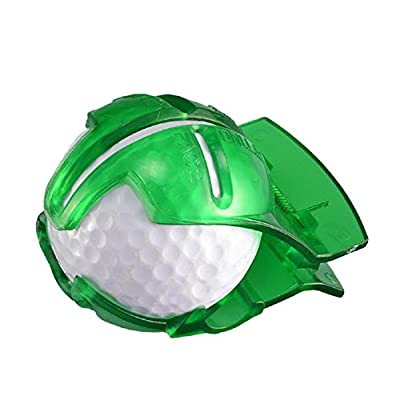 BCHZ Golf Ball Line Marker Template Drawing Alignment Marks Putting Tool