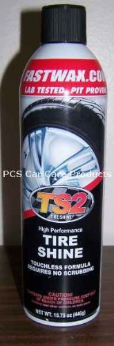 TS2 Tire Shine 4 Can Pack