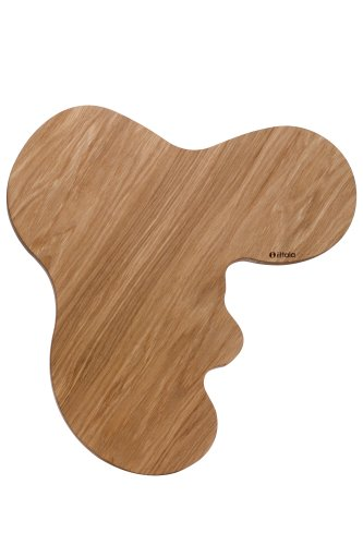Iittala Aalto 8.25 X 10-inch Wooden Serving Platter