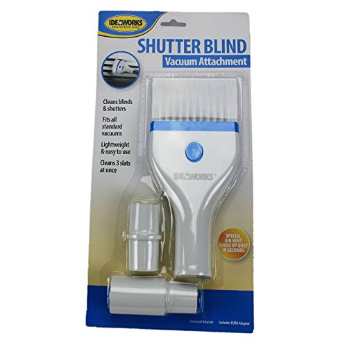 Jobar International JIB2102 Shutter & Blind Vacuum Attachment
