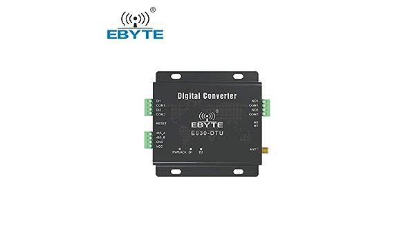 EBYTE E830-DTU (2R2-433L) Conmutador de adquisición de valor ...