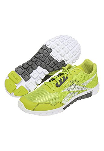 Reebok De Homme Vert Chaussures Course Pour rrqABpw