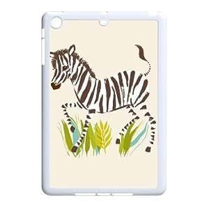 Zebra Classic Personalized Phone Case for Ipad Mini,custom cover case ygtg-301095