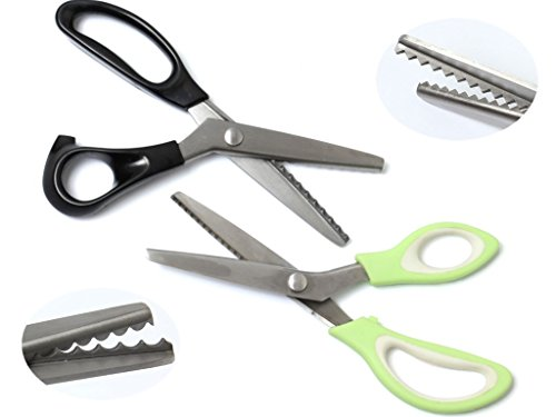 Ginsco Stainless Dressmaking Decorative Scissors