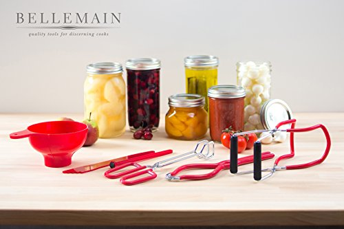 Bellemain 6 Piece Canning Tool Set - Vinyl Coated Stainless Steel by Bellemain (Image #7)