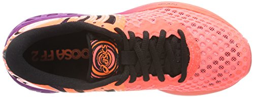 FF Asics Noosa Orange Coralblackshocking Running da Rosa 0690 2 Scarpe Flash Donna AA5wrH