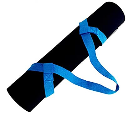 PlayCool Durable Yoga Mat Harness Strap Sling, Yoga Mat ...