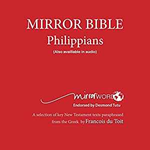 Philippians: Mirror Bible Audiobook