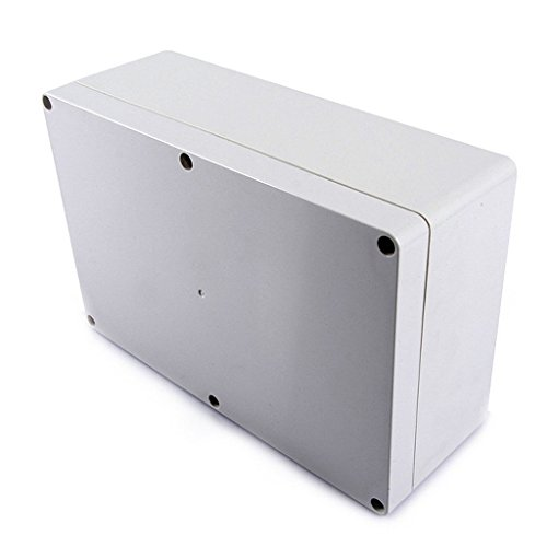 Plastic Junction Box - SamIdea(TM) 230x150x85mm Waterproof Plastic Enclosure CCTV Project Case Power Junction Box