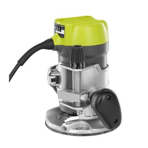Ryobi 8.5 Amp 1-1/2 HP Fixed Base Router (Green) (Certified Refurbished)
