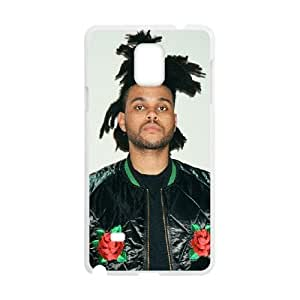 Samsung Galaxy Note 4 Cell Phone Case White The Weeknd Personalized Clear Phone Cases XPDSUNTR03008