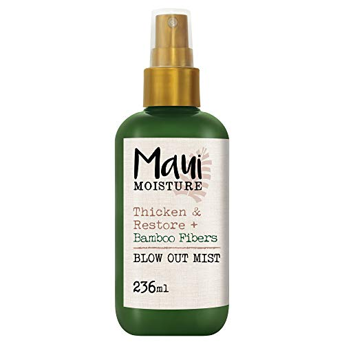 Maui Moisture Bamboo Fiber Blow Out Mist, 236 ml