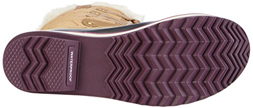 Red Curry Tofino Sorel Women's Plum xC4wH64Rq