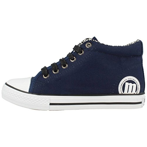 MTNG Calzado Deportivo Para Mujer, Color Azul, Marca, Modelo Calzado Deportivo Para Mujer Bamba Junior Azul Azul