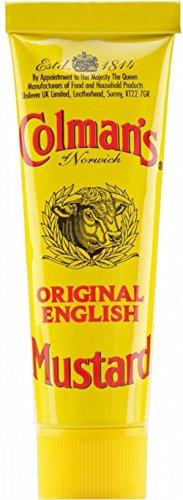 (Colman's English Mustard (50g) - Pack of 2)