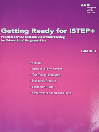 Go Math!: Getting Ready for ISTEP Student Edition Grade 3